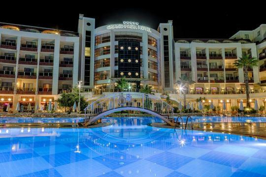 GRAND PASA HOTEL 5*