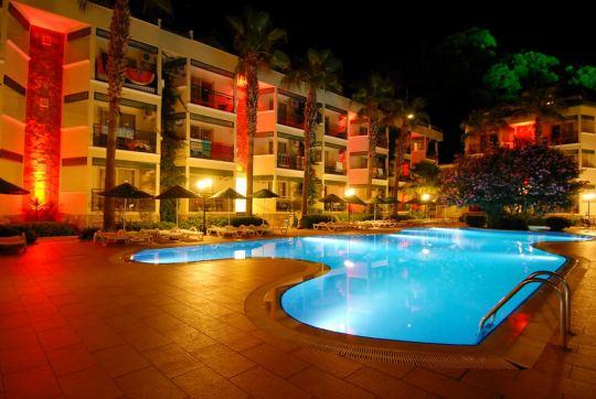 MIRAGE WORLD HOTEL 4*