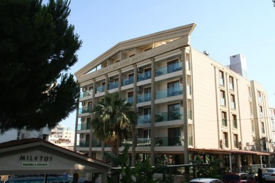 TEMPLE MILETOS HOTEL 2*