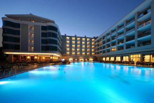 PASA BEACH HOTEL 4*