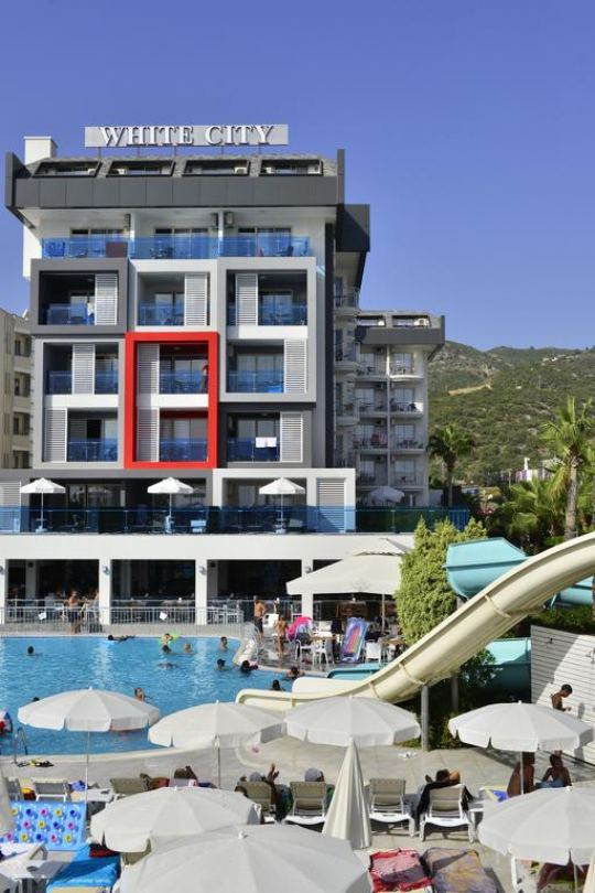 Почивка в WHITE CITY BEACH HOTEL 4*