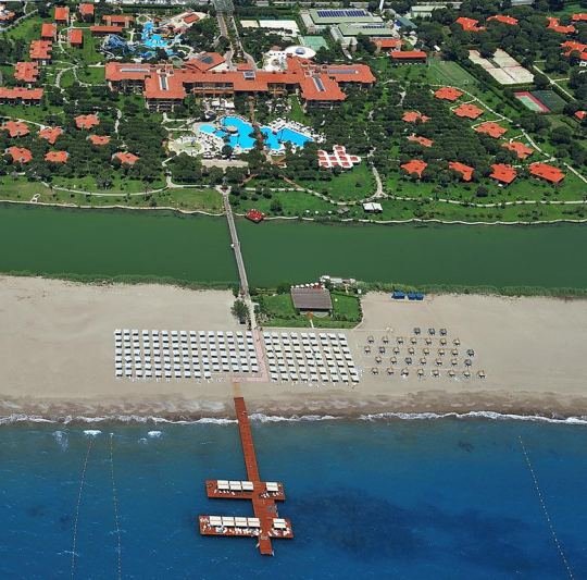 Почивка в GLORIA GOLF RESORT BELEK  5 *
