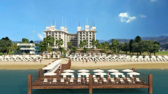 Почивка в QUATTRO BEACH SPA & RESORT 5*