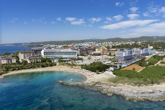 Почивка в NUMA BAY EXCLUSIVE HOTEL  5*