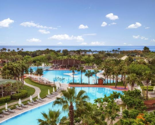 Почивка в BARUT LARA COLLECTION 5*
