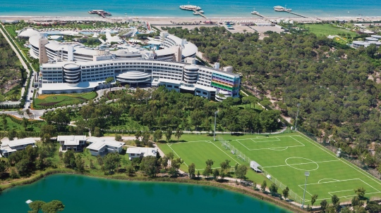 Почивка в CORNELIA DIAMOND GOLF RESORT & SPA 5*