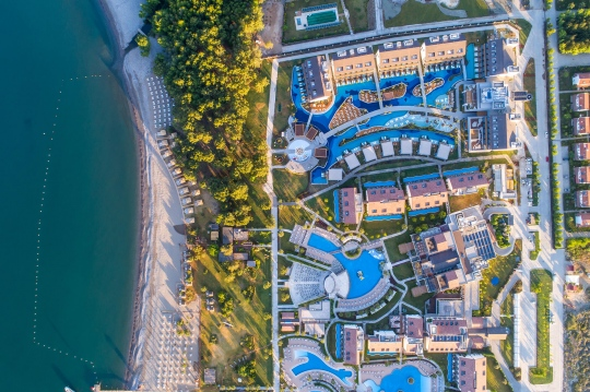 Почивка в THE RESIDENCE AT TUI SENSATORI BARUT 5*